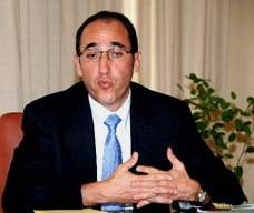 Jo�l Toujas-Bernat�, jefe de la misi�n del FMI en Argelia