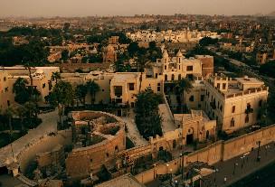 Museo Copto en El Cairo