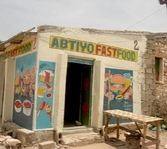 Fastfood in Hargeisa